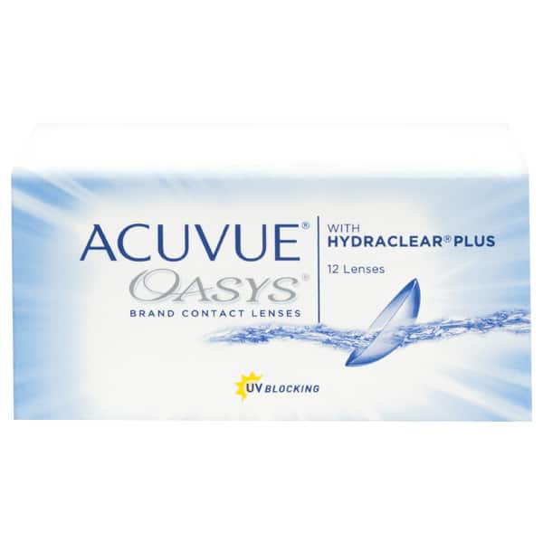 32b5506666e Acuvue Oasys 12 pack at great prices at ContactsForLess.ca