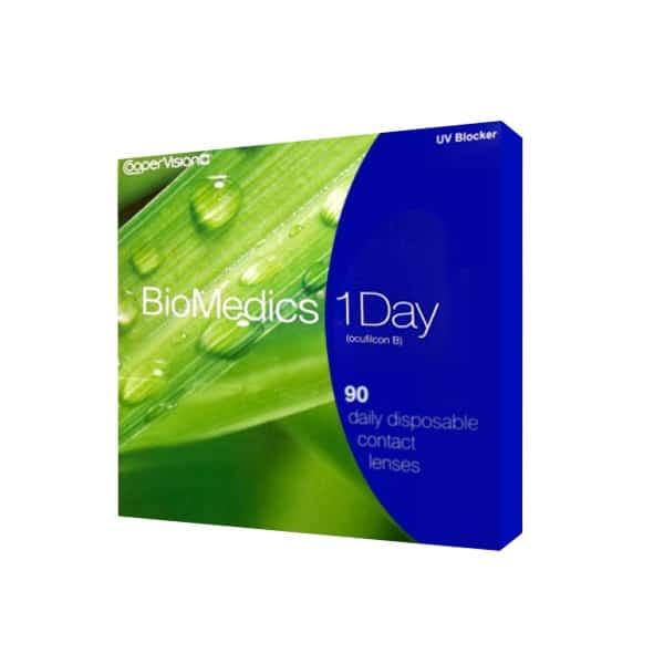 Biomedics 1 Day 90