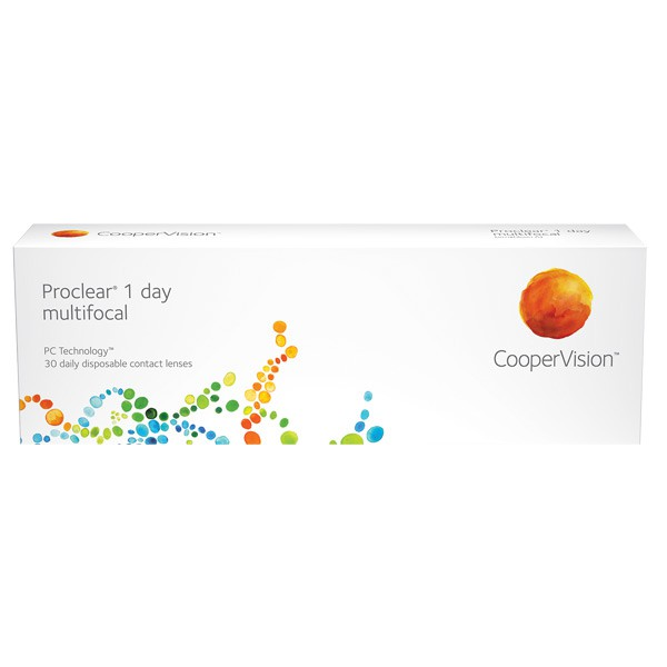 Proclear 1 Day Mulitfocal 30