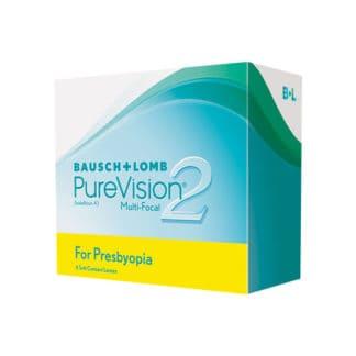 Purevision 2 multifocal Presbyopia