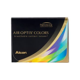 2 Pack of Air Optix Colors Contact Lenses