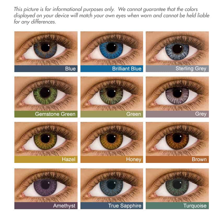 Air Optix Colors 2pk Contact Lenses Contactsforlessca