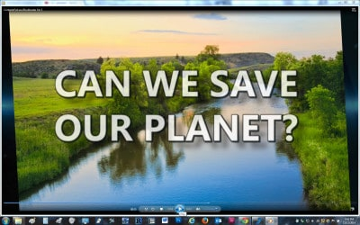can we save the planet video screenshot