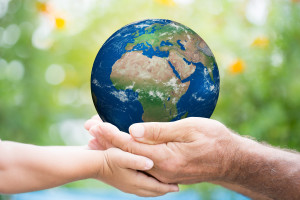 social responsibility love earth