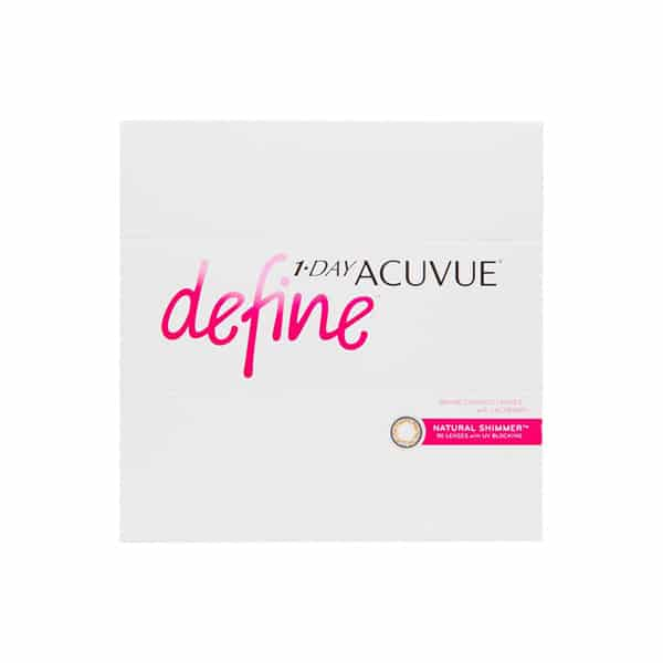 10893486321 1 Day Acuvue Define 90pk Contact Lenses Contactsforless.ca