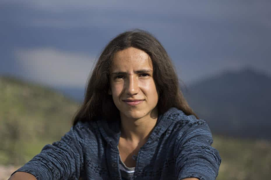 Xiuhtezcatl united nations climate change