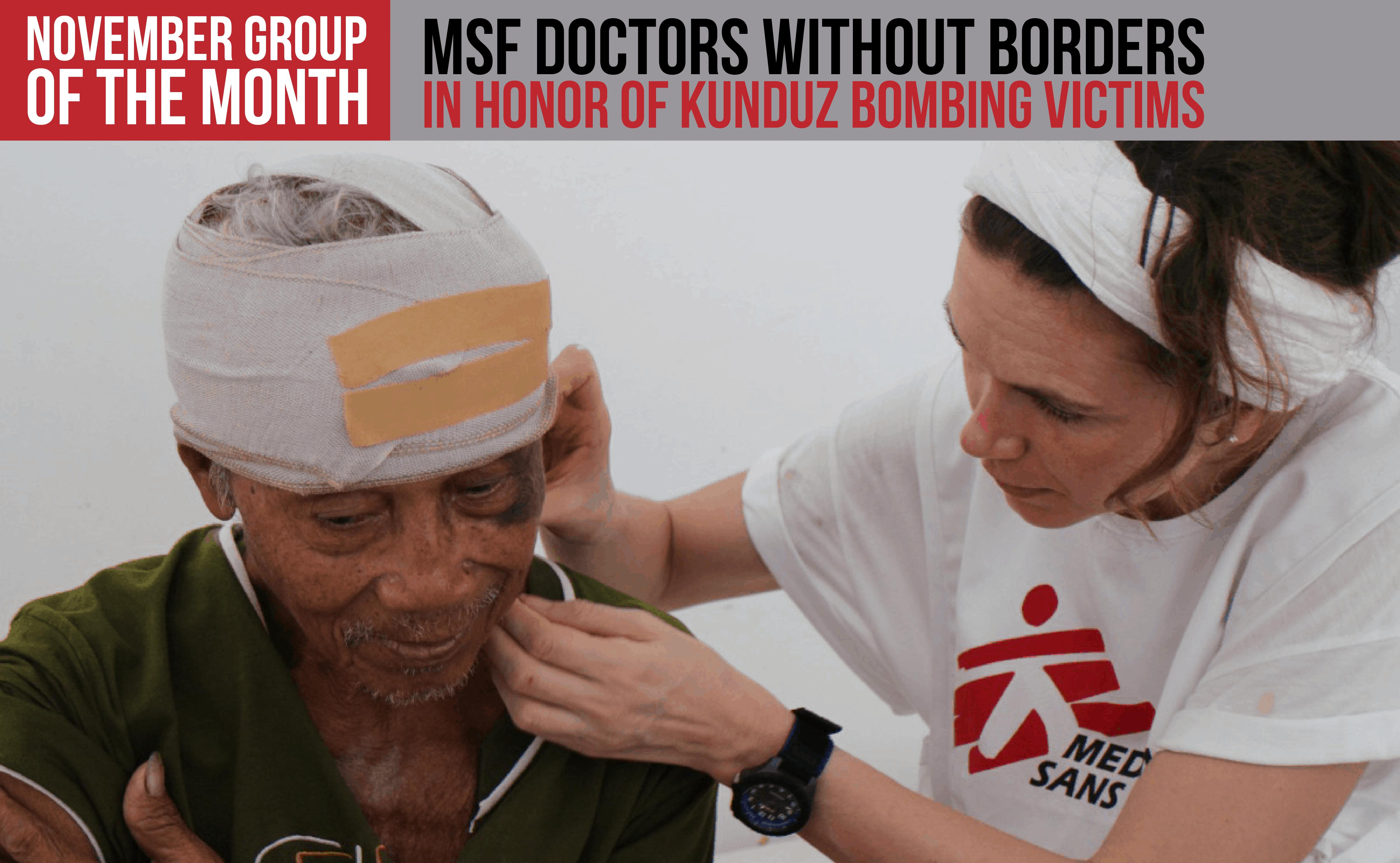MSF Hospital Kunduz