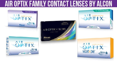 air optix family