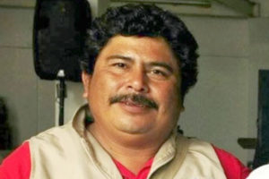 Journalist Gregorio Jimenez