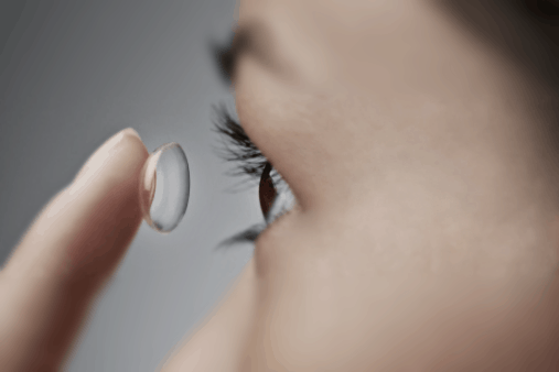 contact lenses hard to fit