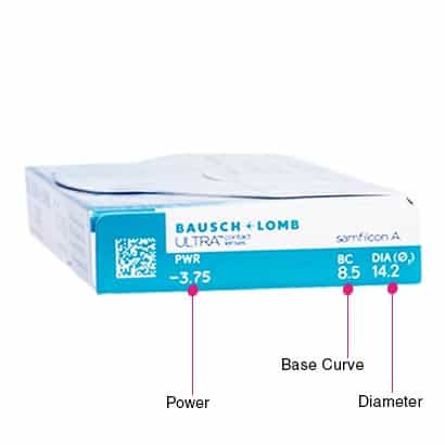 bausch lomb ultra contact lenses from contactsforless ca