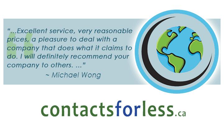 cheaper contacts