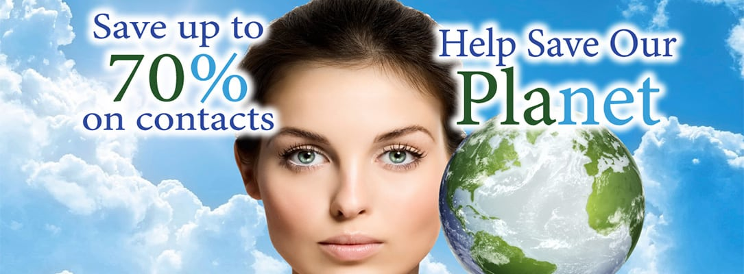 Contact Lenses online in Canada for less