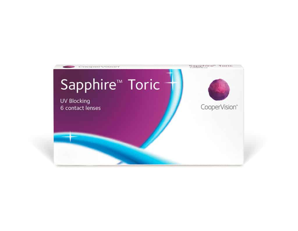 Sapphire Toric Contact Lenses For Canada At Softlens Bc Rainbow 165mm Touch To Zoom