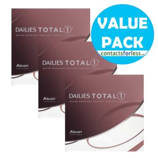 Dailies Total 1 Contact Lenses Value Pack of 270