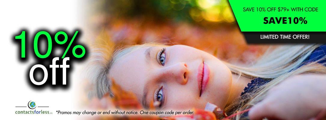 Canada contact lenses online