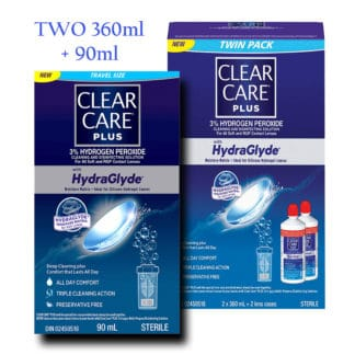 Contact Lens solution online in Canada