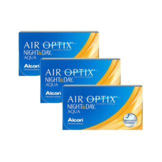 Air Optix Night and Day Contact Lenses in a Value Pack