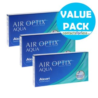 Air Optix Product Link